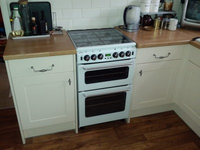 New cooker has arrived