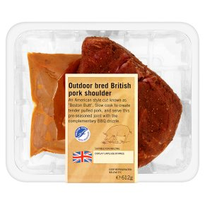 Pulled Pork, the Waitrose Way