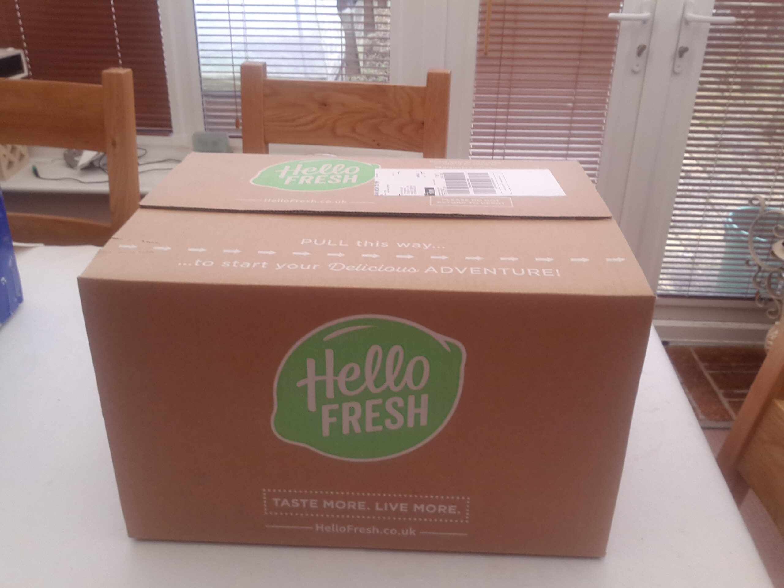Hellofresh recipe box food adventure so another week another recipe box scheme this week it is the turn of hellofresh forumfinder Choice Image